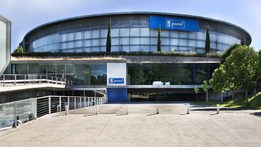 Pabellon Madrid Destino
