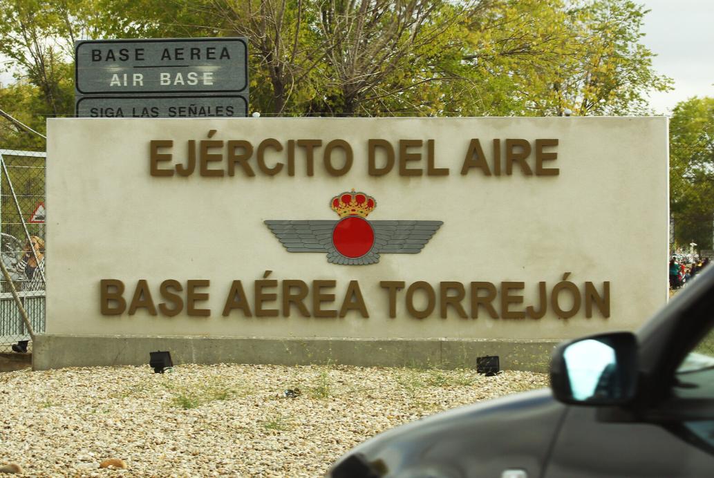 Base Torrejon de Ardoz