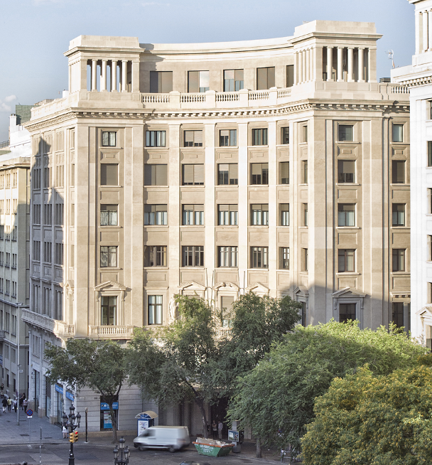 Oficinas Fomento Barcelona
