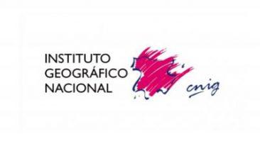 Geofísicas del Instituto Geográfico Nacional