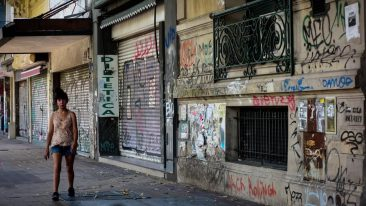 GRAFITIS EN LAS CIUDADES