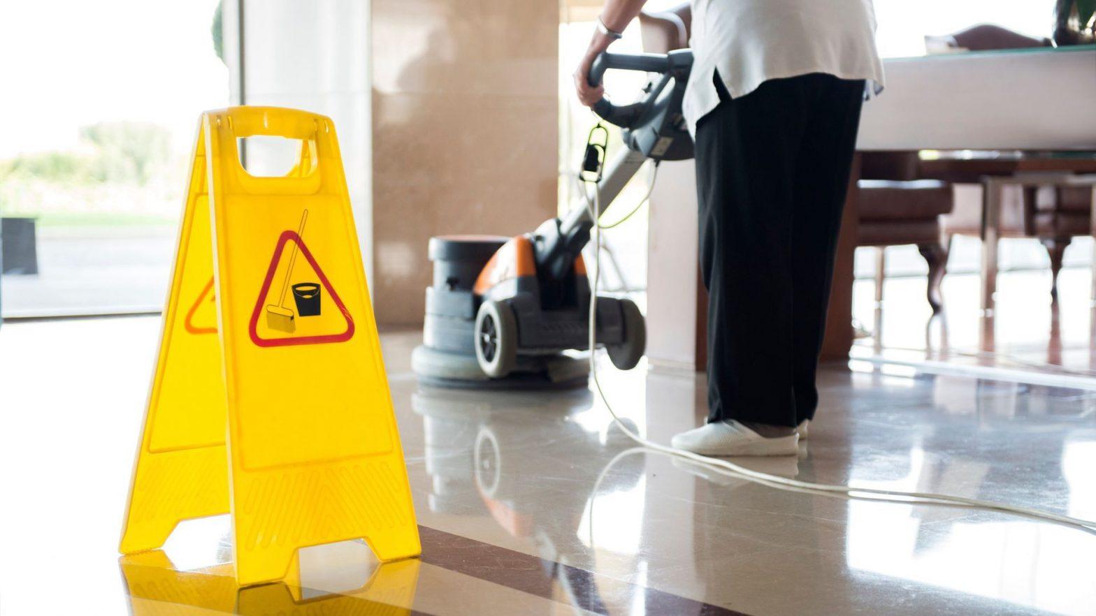 servicio limpieza comunidades